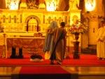 María y José en Belén