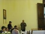 P. Hernaldo cantando